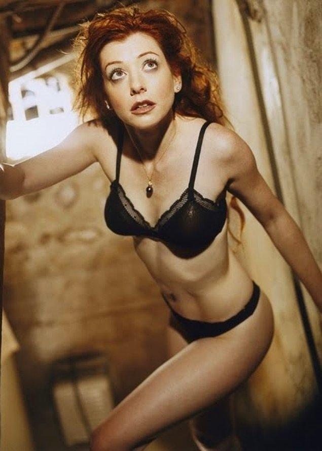 15. Alyson Hannigan – Date Movie (Buluşma Olayı, 2006)