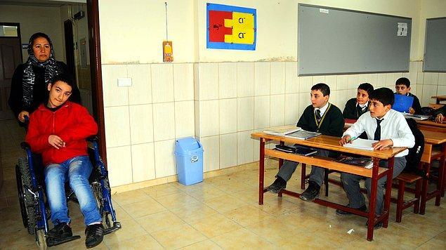 5. Peki öğretmenler, engelli öğrencilere nasıl eğitim verileceğini biliyor mu?