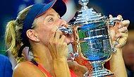 Serena Williams'ın 186 Haftalık Liderliğine Kerber Son Verdi