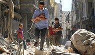 Suriye'de 1 Haftalık Ateşkes Başladı, Yardım TIR'ları Suriye'de
