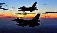 ABD Öncülüğündeki Koalisyona Ait Jetler Suriye Ordusu Mevzilerini Bombaladı