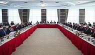 22 Valiyle Güvenlik Toplantısı