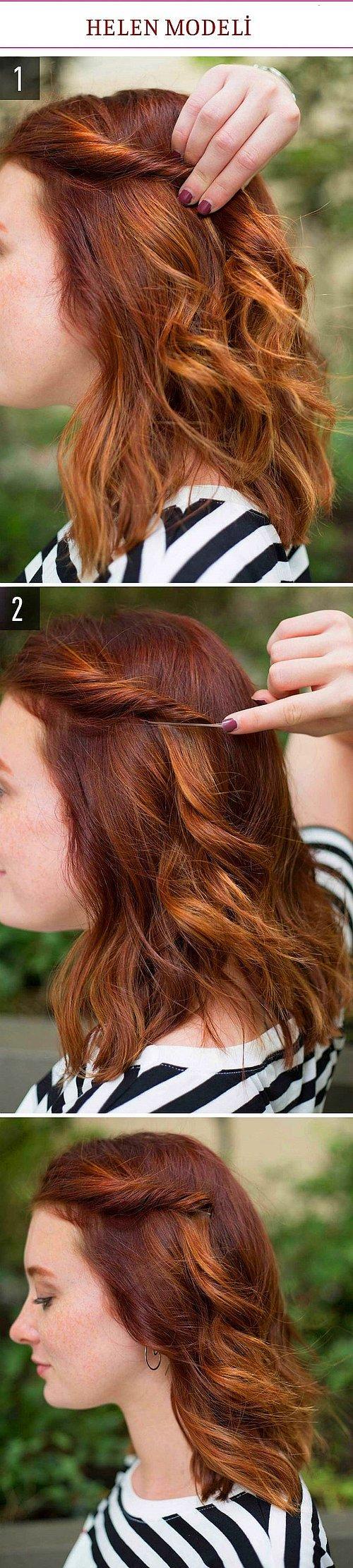 Kabarık Saçlara Sahip Olmanın O Kadar Da Kötü Olmadığını Gösteren 23 Model