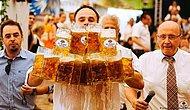"""Brugge Sokakları Birayla Buluştu: 3.2 Kilometrelik """"Bira Boru Hattı"""" Açıldı"""