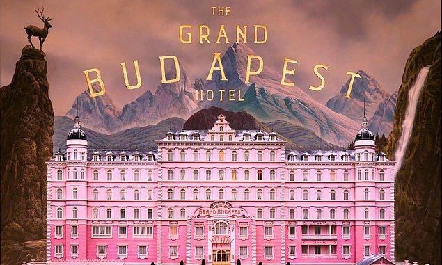 25. Büyük Budapeşte Oteli / Grand Budapest Hotel (2014)
