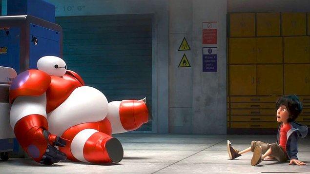 46. 6 Süper Kahraman / Big Hero 6 (2014)