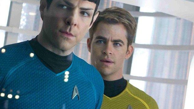 56. Star Trek: Bilinmeze Doğru / Star Trek Into Darkness (2013)