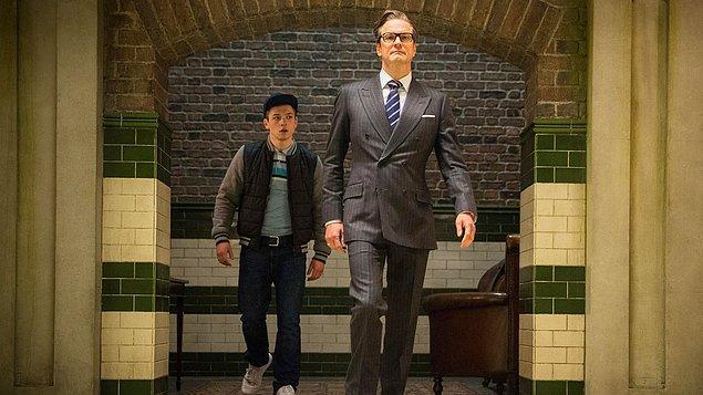 48. Kingsman: Gizli Servis / Kingsman: The Secret Service (2014)