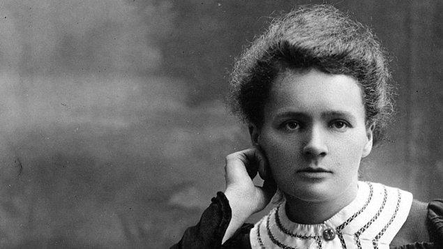 Marie Curie!