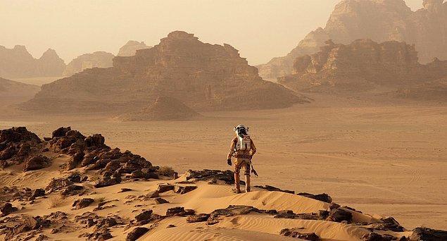 37. Marslı / The Martian (2015)