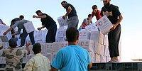 BM Suriye'ye İnsani Yardımları Askıya Aldı