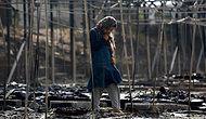 Midilli'de Yangın Binlerce Göçmeni Barınaksız Bıraktı