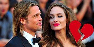 Dünyanın Kıskandığı En Gözde Aşk Sona Eriyor: Angelina Jolie ve Brad Pitt Boşanıyor!