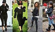 Hollywood Starlarının Giyim Tarzlarını Mercek Altına Almış Küçük Sevimli Stilist: Sophia