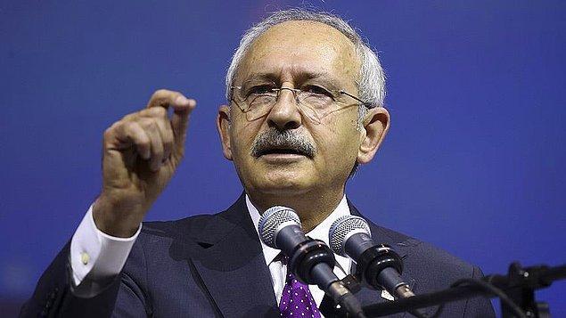 Kılıçdaroğlu 'Öksüz'ün hakimin önüne giden dosyasının içini kim boşalttı?' demişti