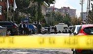 İsrail Büyükelçiliği Önünde Saldırı Girişimi