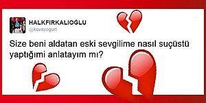 Aldatan Sevgilisini Aşk'ı Memnu Tadında Suçüstü Basan Adamın Hikayesi Twitter'ı Esir Aldı