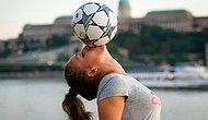 Kim Demiş Erkek Sporu Diye! Kadınlar Futbolundan 18 Klas mı Klas Hareket