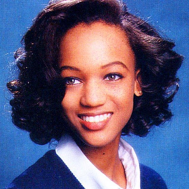 10. Tyra Banks