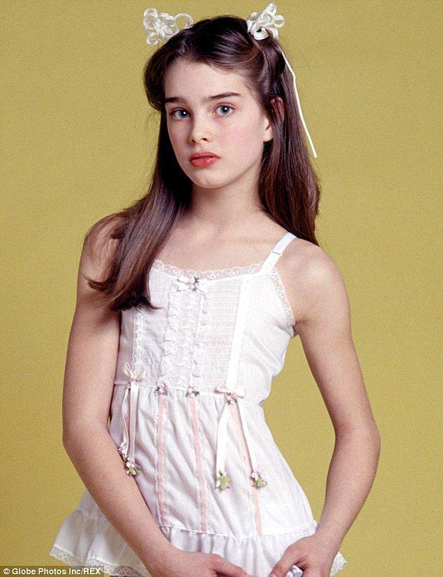 15. Brooke Shields