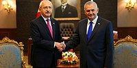 Başbakan Yıldırım, Kılıçdaroğlu ile Görüştü