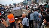 Taksim Metrosunda İntihar Girişimi: Görme Engelli Genç Metronun Önüne Atladı