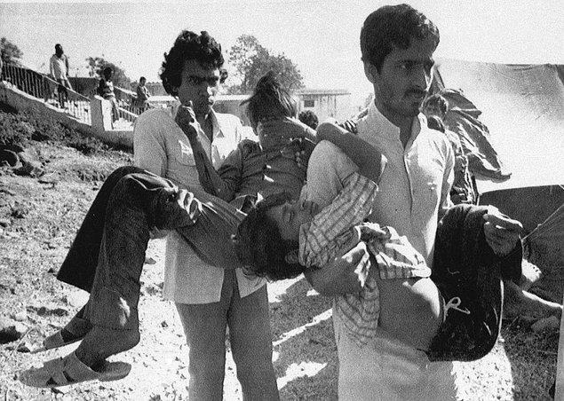 17. Dünya Tarihinin En Büyük Endüstriyel Kazalarından Biri Olan Bhopal Felaketi