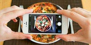 Instagram'dan Sildiğiniz Her Yemek Fotoğrafıyla Durumu Olmayan 11 Kişiyi Doyurabilirsiniz