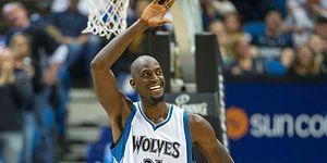 Bir Nesle Basketbolu Sevdiren En Efsane İsimlerden Kevin Garnett Parkelere Veda Etti!