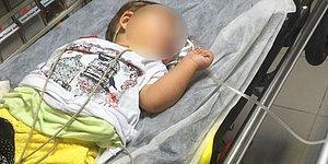 Korkunç İddia: 8 Aylık Bebek Uyuşturucu Komasına Girdi!
