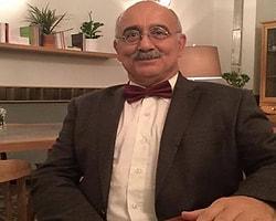 Sevan Nişanyan'a verilen nişanı avukatı Ergin Cinmen aldı.