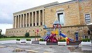 Genelkurmay Başkanlığı Anıtkabir'deki Oyun Alanını Kaldırma Kararı Aldı