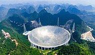 Çin, 30 Futbol Sahası Büyüklüğündeki Teleskopu Test Ediyor