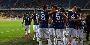 Fenerbahçe Kadıköy'de Sürprize İzin Vermedi: 2-1