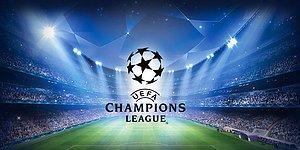Şampiyonlar Ligi'nde 2. Hafta Maçları Tamamlandı