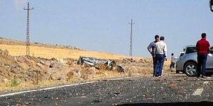 Mardin'de Askeri Araca Bombalı Saldırı: 3 Şehit