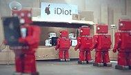 Şimdiye Kadar Yapılmış En İyi Apple Parodisi: iDiots