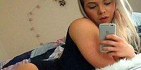 Bir Dönem Aynalara Küstükten Sonra 60 Kilo Verip Kendiyle Tekrar Barışan Genç Anne