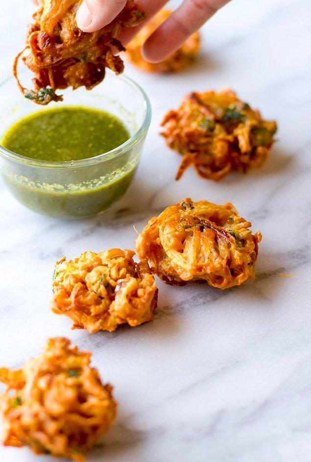 3. Hindistan'dan gelen lezzet...