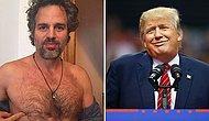 Mark Ruffalo Söz Verdi! Trump ABD Seçimini Kazanamazsa Bir Sonraki Filminde Soyunacak