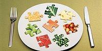 Yiyecek Fotoğraflarının Eksik Parçalarını Tamamlayabilecek misin?
