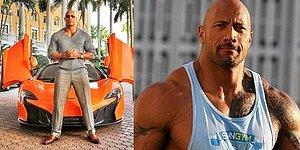 Bu Yıl Dünyanın En Çok Kazanan Aktörü İlan Edilen Dwayne Johnson Parasını Nasıl Harcıyor?