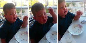 21 Saniyede 'Bir Çocuk Nasıl Yetiştirilmez?' Sorusunun Cevabı