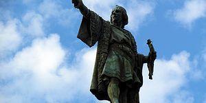 Barcelona'da 'Sömürgeci Kristof Kolomb Heykeli İndirilsin' Tartışması