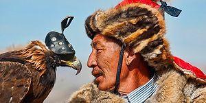 Moğolların 6000 Yıllık Geleneği 'Berkutçi'