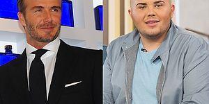 David Beckham'a Benzemek İçin Binlerce Pound Harcayan Genç