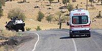 Şırnak'ta Askeri Araca Bombalı Tuzak: 1 Korucu Şehit, 2 Asker Yaralı