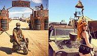Burning Man Festivali'ni Gölgede Bırakan Çılgın Wasteland: The Mad Max Festivali