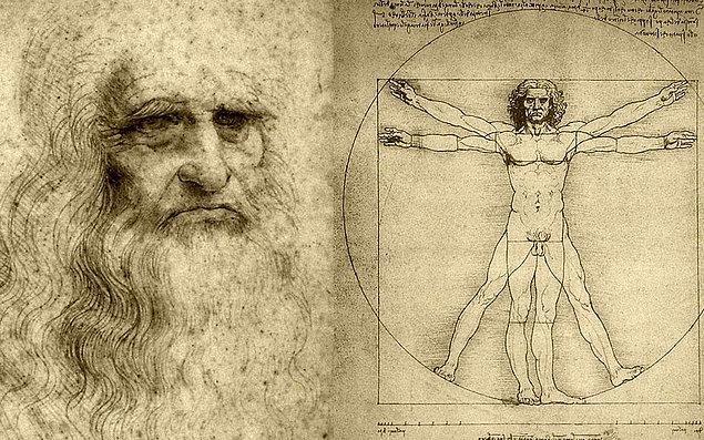 14. Leonardo da Vinci