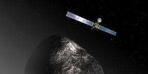 12 Yıl Süren Yolculuk: Rosetta, Kuyruklu Yıldıza Çarparak Görevini Sonlandırdı